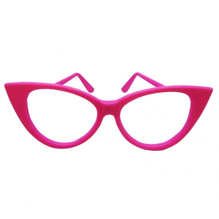 Óculos Gatinho Luxo
