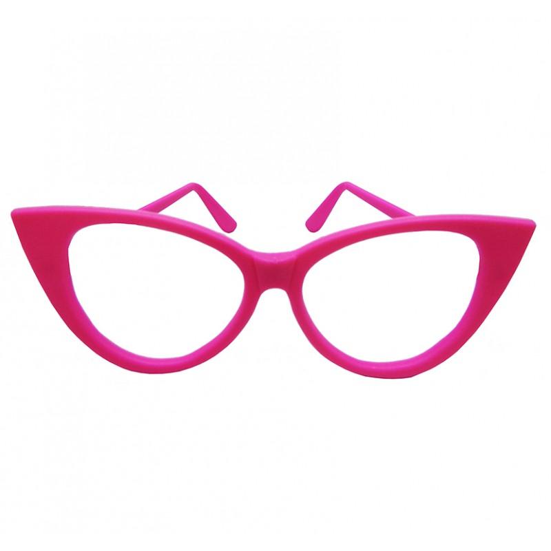 833d350df Óculos Gatinho Luxo