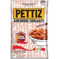 Amendoim Pettiz Pimenta Vermelha