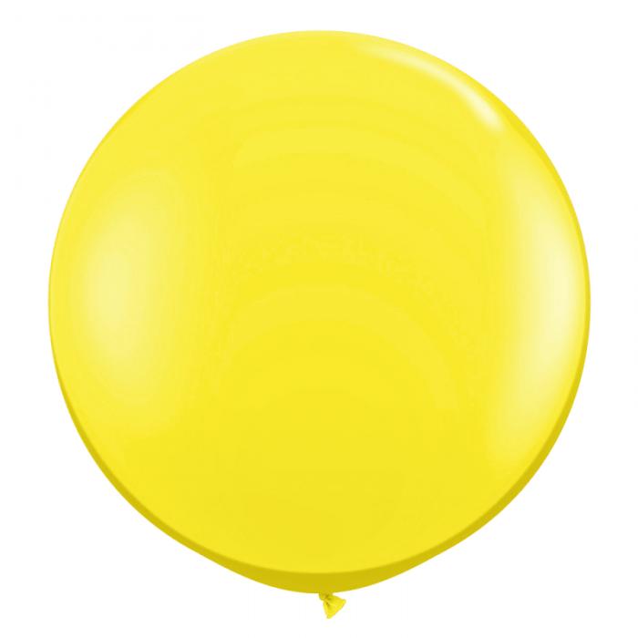 Bexigão Big 350 Amarelo