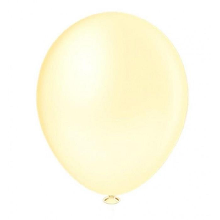 Balão Marfim Happy Day N°8