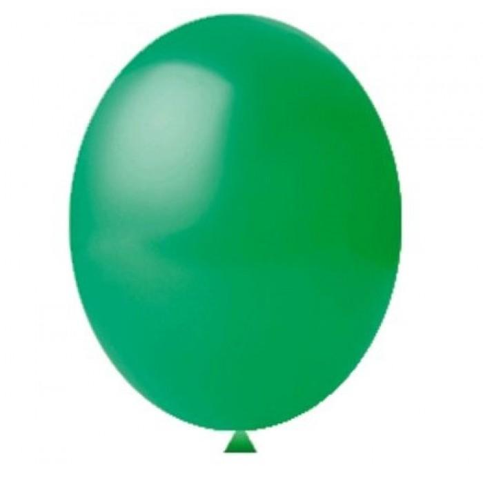 Balão Verde Bandeira Happy Day N°8