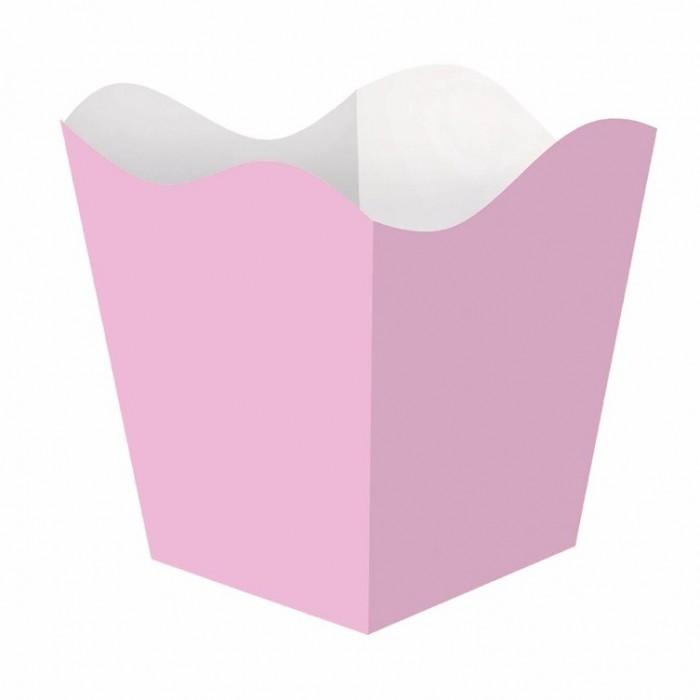 Cachepot Pequeno Rosa Claro