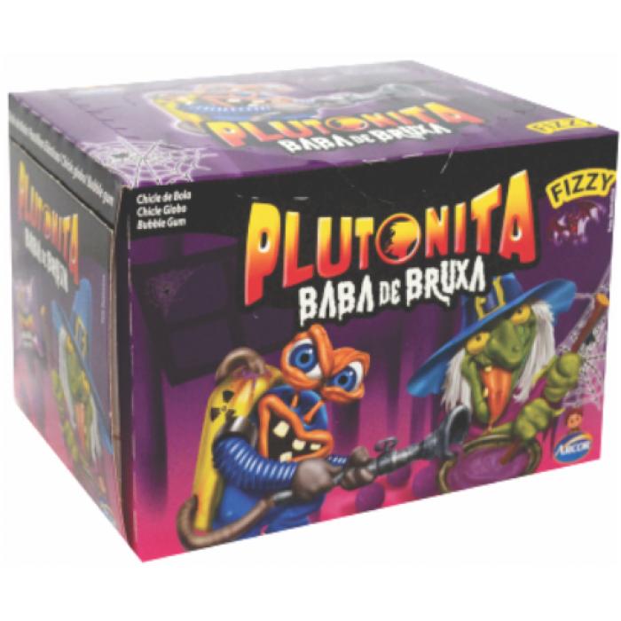 Chiclete Plutonita Baba De Bruxa