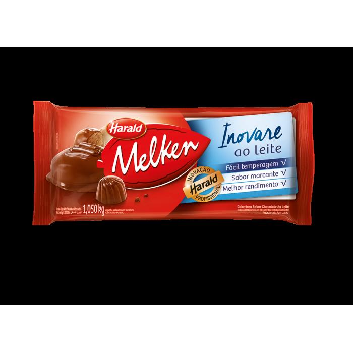 Cobertura Harald Melken Inovare Ao Leite 1 kg