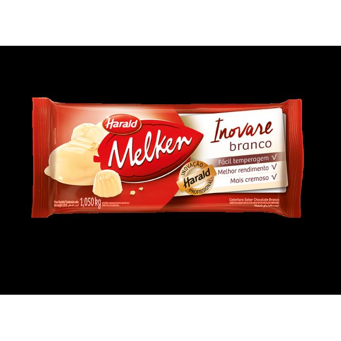 Cobertura Harald Melken Inovare Branco 1 kg