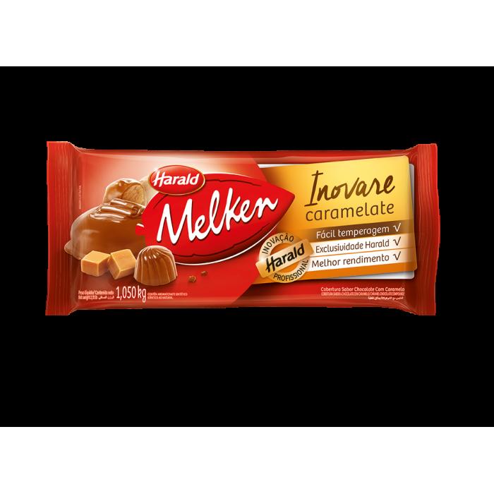 Cobertura Harald Melken Inovare Caramelate 1 kg