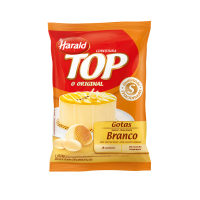 Cobertura Harald Top Gotas Branco 1 kg