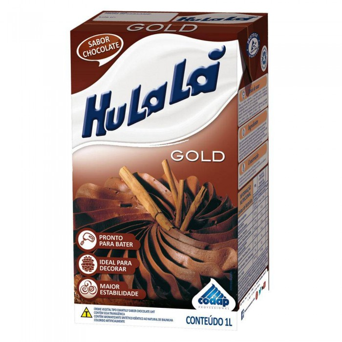 Chantilly Gold Chocolate 1 L