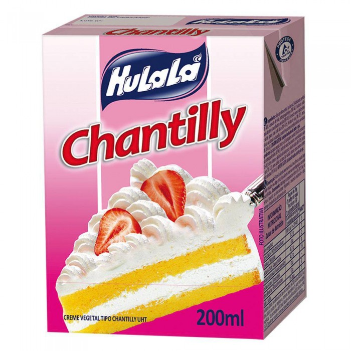 Chantilly 200 ml