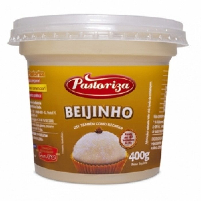 Beijinho Pastoriza 400 g