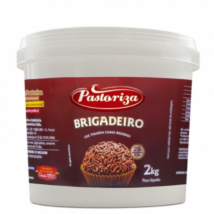 Brigadeiro Pastoriza 2 Kg