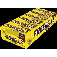 Drops Freegells Maracujá com Chocolate