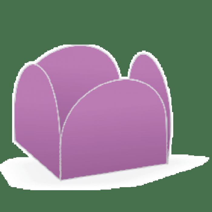 Forminha 4 Pétalas Lilás