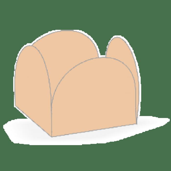 Forminha 4 Pétalas Areia