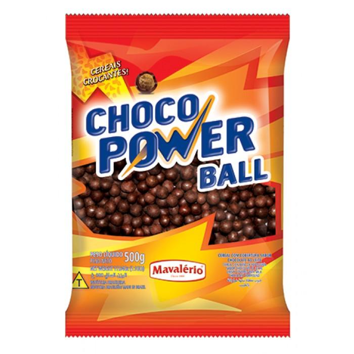 Choco Power Ball ao Leite