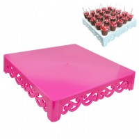 Bandeja Provençal Sem Base Pink