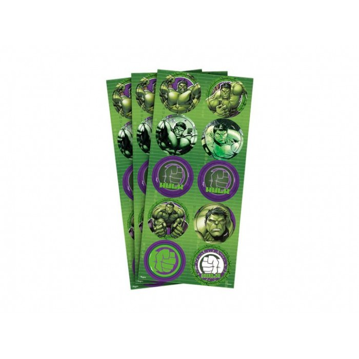 Adesivo Decorativo Hulk