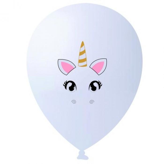 Balão Decorado Unicórnio