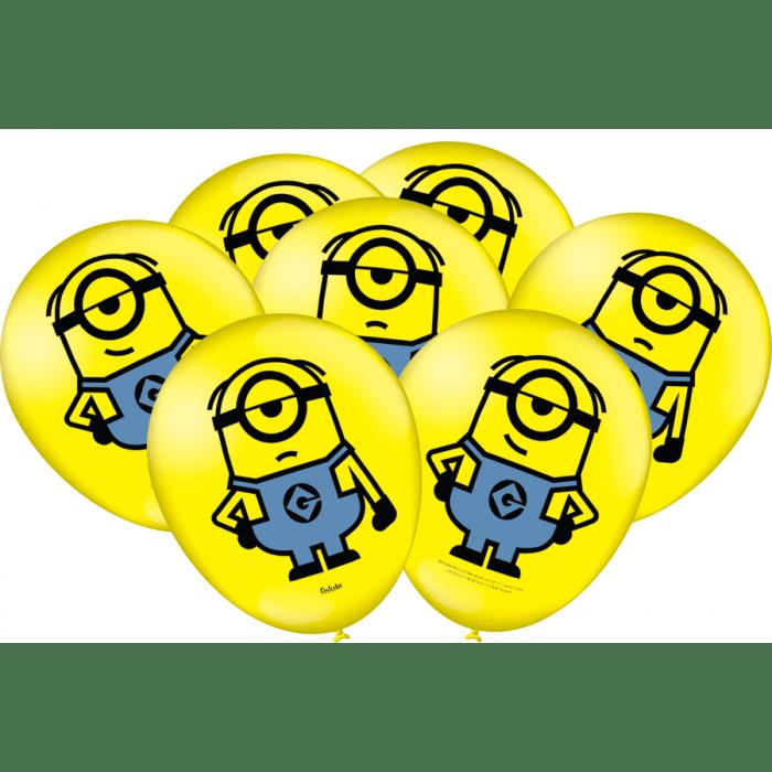 Balão Decorado Minions
