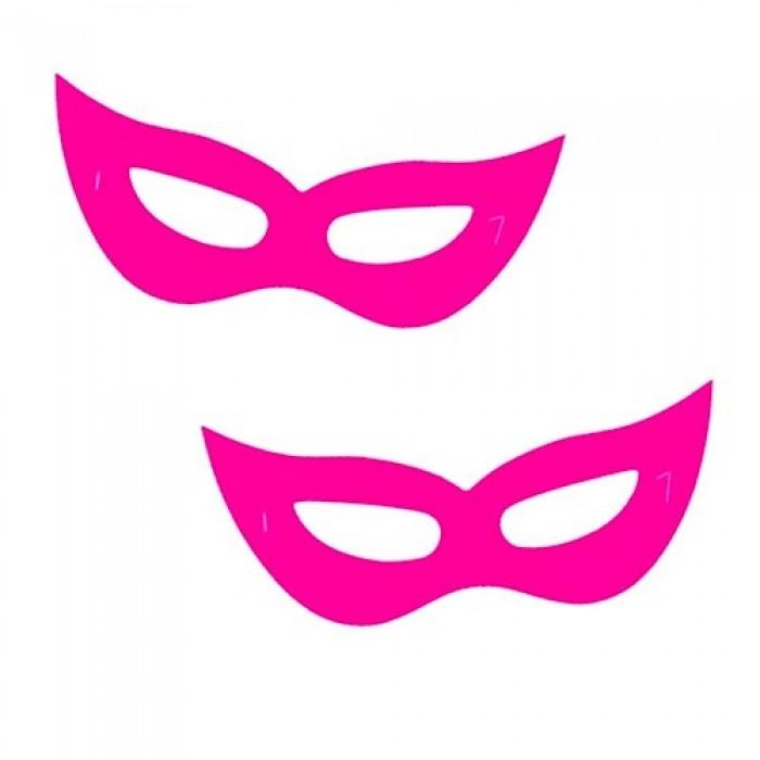 Máscara Cores Neon
